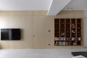 美式风格素雅温馨收纳柜装饰设计图片