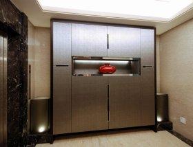 现代风格收纳柜设计装潢