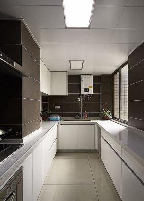 2016雅致大气现代风格厨房设计案例
