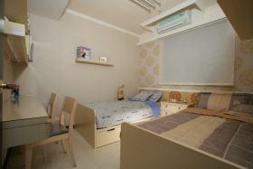 简约双人卧室设计