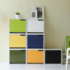 现代时尚收纳柜设计欣赏