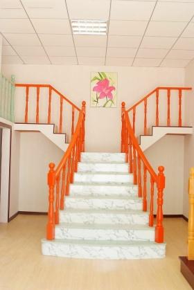 清新雅致时尚简约风格楼梯装修案例