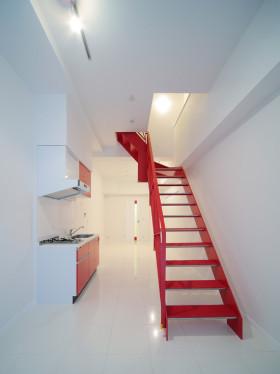 创意简约雅致风格楼梯美图