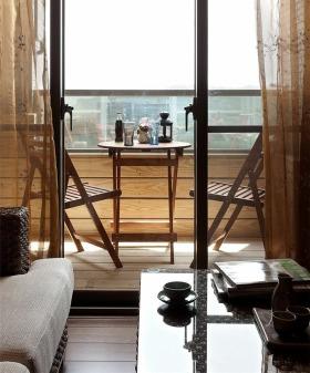 2016摩登雅致美式风格阳台欣赏