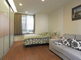 现代风格卧室沙发效果图