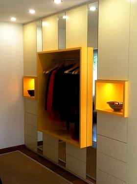 创意时尚个性简约风格衣柜图片