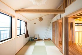 日式简约优雅榻榻米设计案例