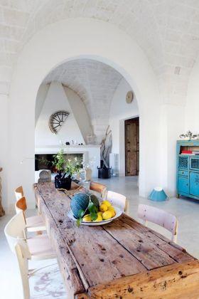 浪漫白色地中海餐厅效果图设计
