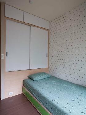 休闲简约风格儿童房设计欣赏