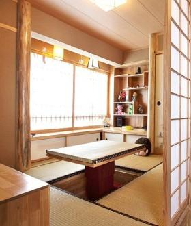 2016日式风格榻榻米装饰设计图片