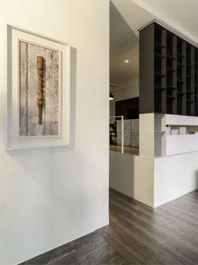 2016艺术感白色现代照片墙欣赏