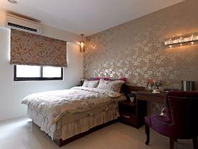 美式浪漫白色卧室美图赏析
