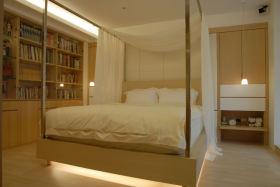 东南亚风格浪漫舒适卧室设计装潢