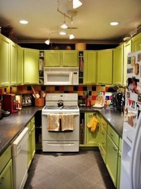 创意混搭厨房美图赏析