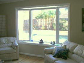 混搭风格客厅飘窗设计赏析