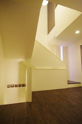 个性创意简约风格时尚楼梯设计赏析