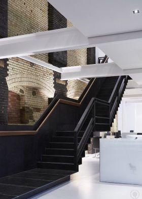 奢华雅致美式风格楼梯欣赏