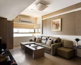 现代灰色休闲客厅沙发赏析