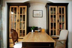 休闲美式风格书房装修
