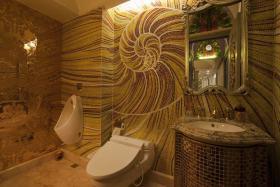 雅致欧式风格卫生间装潢设计