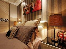 浪漫温馨唯美现代风格新房卧室美图赏析
