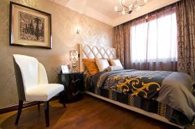 精致低奢新古典风格卧室美图