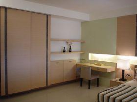 宜家卧室书房设计图