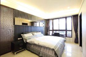 精致优雅新古典风格灰色卧室装修案例