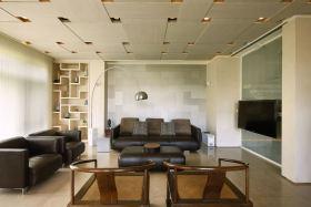 混搭风格客厅沙发美图赏析
