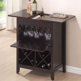 创意简约风格多功能酒柜装潢设计