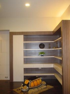 简洁现代风格收纳柜装修设计赏析