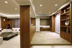 中式家庭休息区设计图片