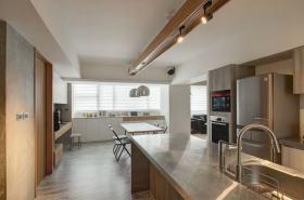 宜家风格米色厨房设计欣赏