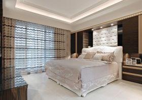 白色简欧风格卧室装修