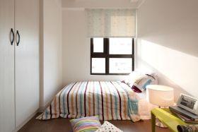 白色宜家舒适卧室欣赏