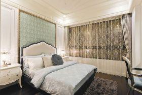 简欧风格米色卧室设计案例