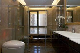 通透明亮新古典风格卫生间装潢设计