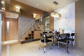 2016精致浪漫美式风格楼梯装修