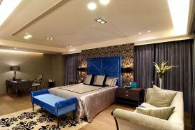现代风格时尚白色卧室设计赏析