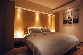 黄色现代风格卧室设计赏析