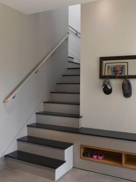 精致简约风格楼梯美图赏析