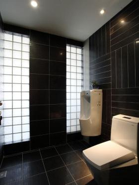 雅致时尚创意现代风格卫生间装饰设计图片