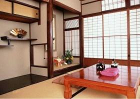 日式简约淡雅榻榻米装潢设计美图欣赏