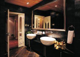 欧式轻奢卫生间装饰设计图片