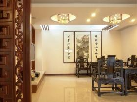 中式客厅图片欣赏
