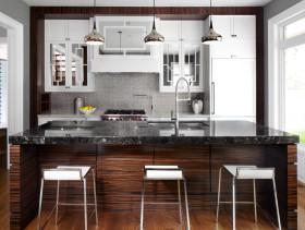 时尚现代风格厨房设计