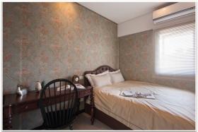 田园风格卧室设计图片欣赏