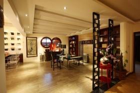 中式书房装修效果图欣赏
