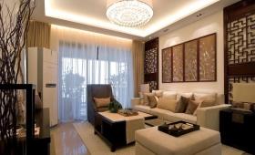 中式风格客厅设计图欣赏