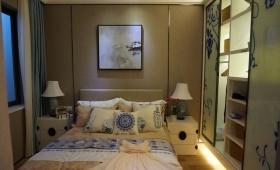 中式古典雅韵黄色卧室效果图赏析